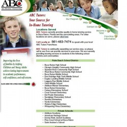 ABC Tutors Boca Raton